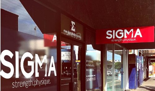 Sigma Physique